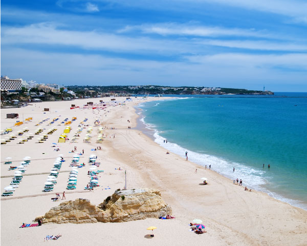 Praia da Rocha Photo 1