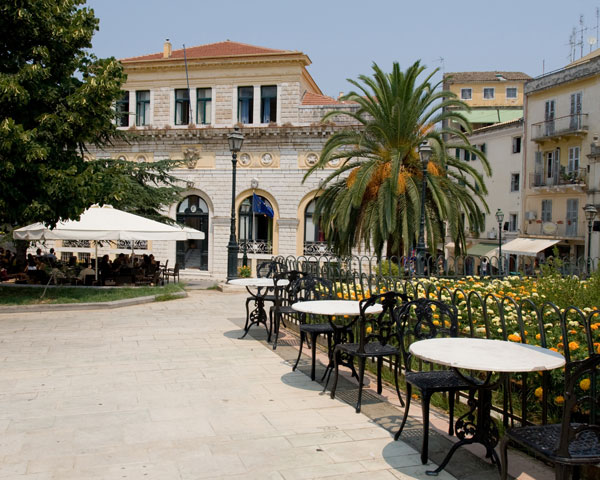 Corfu Town Photo 1