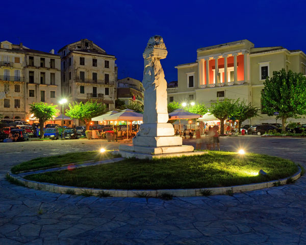 Corfu Town Photo 2