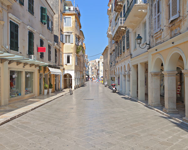 Corfu Town Photo 3