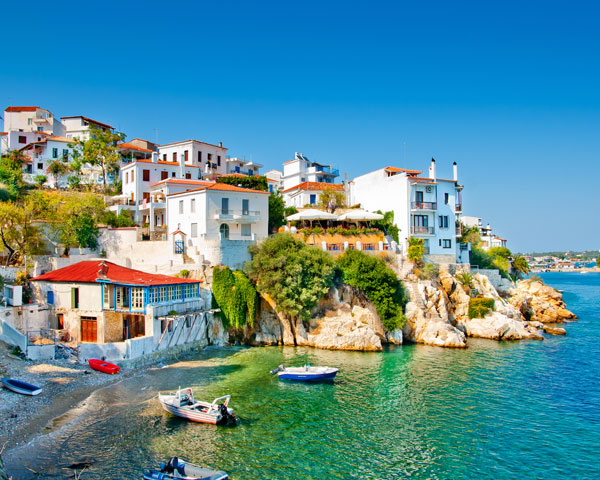 Skiathos Town Photo 1