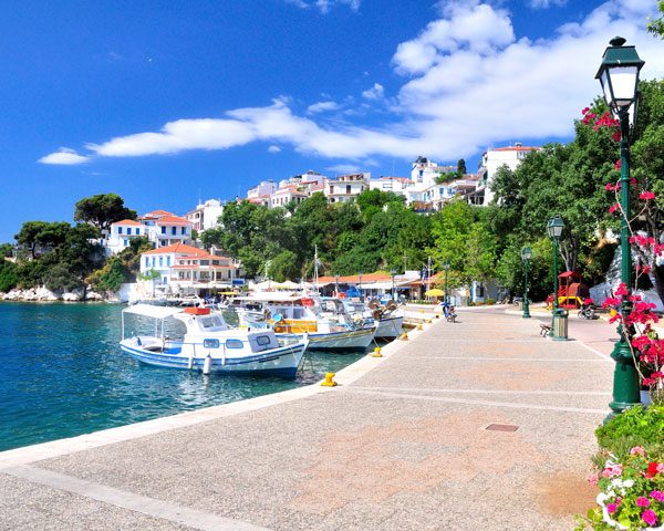 Skiathos Town Photo 2