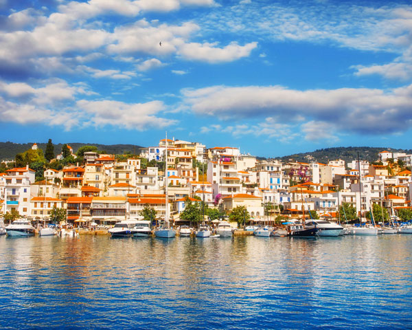 Skiathos Town Photo 4