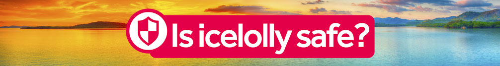 Is icelolly.com Safe?