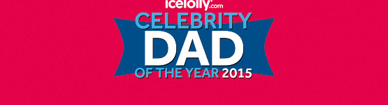 Celebrity Dad of the Year: We Announce the Shortlist!