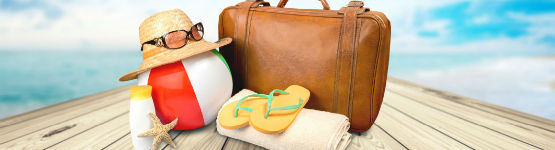 Infographic: Know Your Luggage Allowance