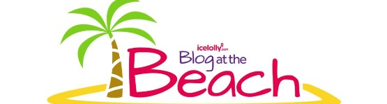 We Announce icelolly.com's Blog at the Beach!
