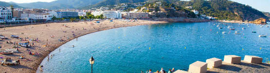 Top Child-Friendly Beaches in Spain