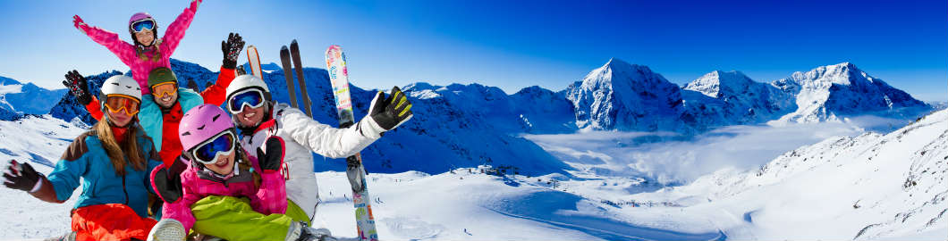 11 Types of People You'll See on a Ski Holiday