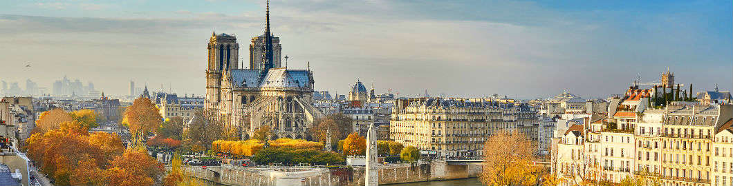 5 Best Autumn City Breaks