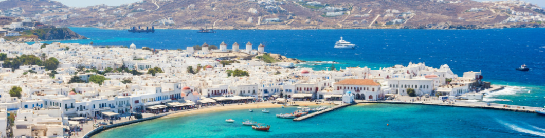5 Of The Best Greek Islands To Visit