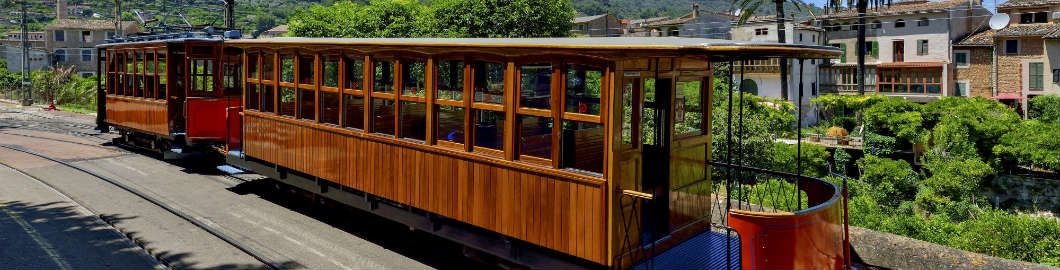 A Majorcan Adventure: The Sóller Railway