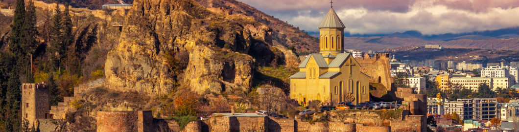 Discover Tbilisi – Our Destination Of The Week