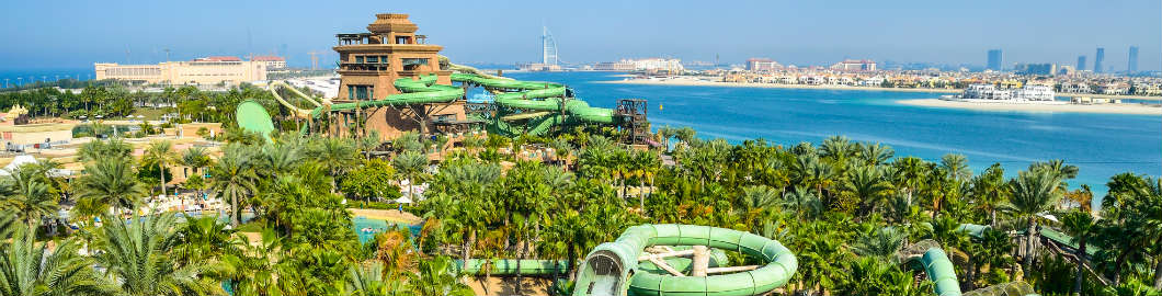 Dubai's Best Entertainment Parks