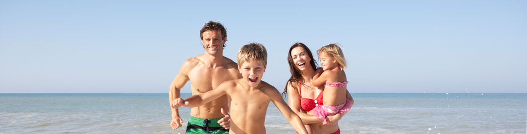 Family Beach Holidays on a Budget