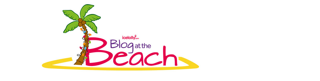 icelolly.com's Blog At The Beach