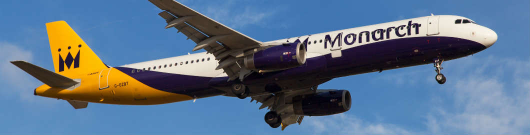 Monarch Airlines Ceases Trading: Here's What You Need To Know