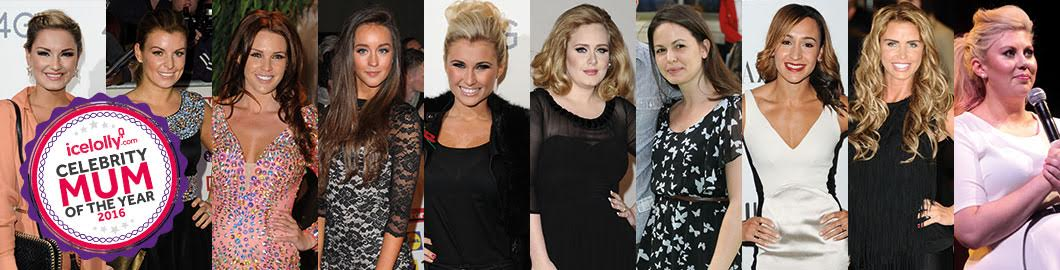 Our Celebrity Mum of the Year Nominees