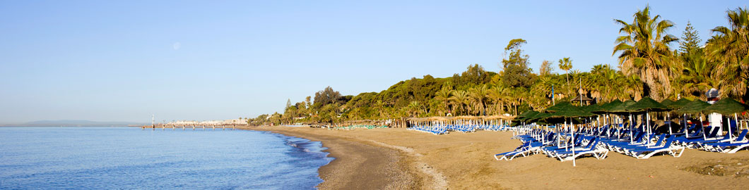 The Best Beaches in Marbella