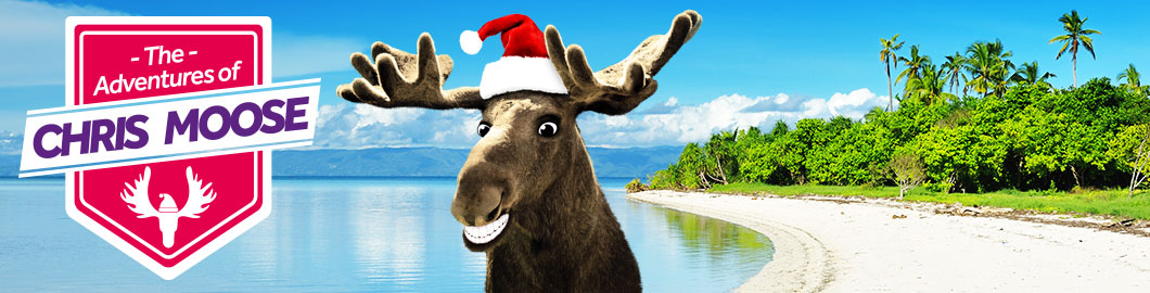 The Chris Moose Holiday Adventure