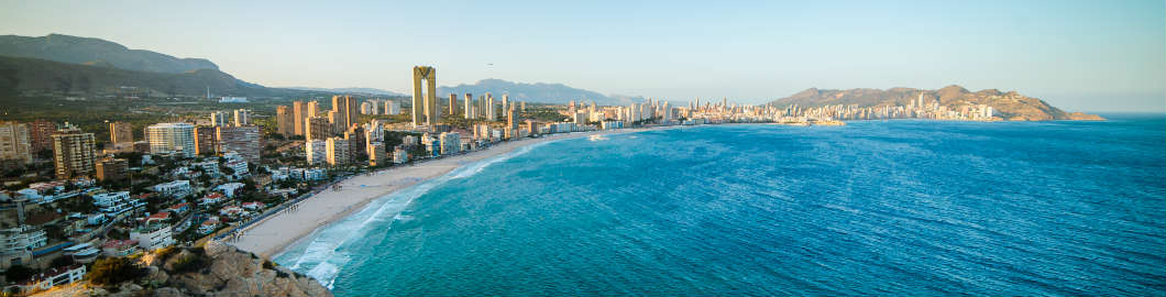 The Most Luxurious Hotels In Benidorm