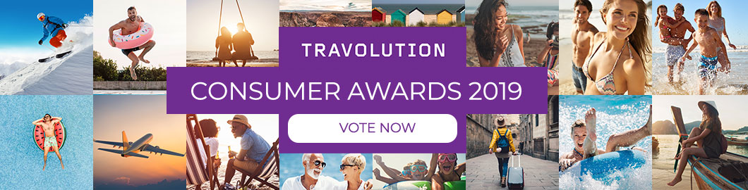 Vote In The Travolution Consumer Awards 2019!