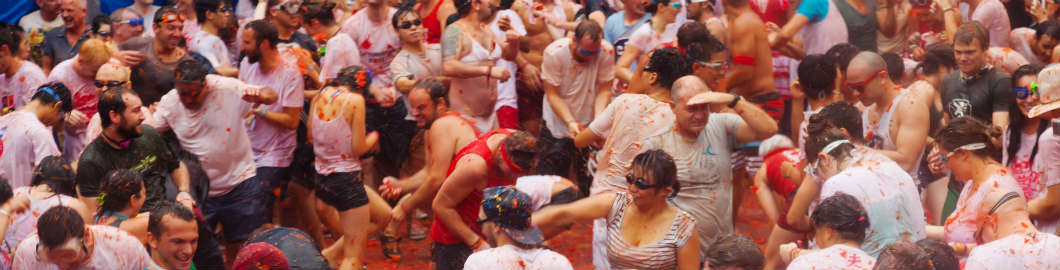 Weird and Fun Festivals In Spain