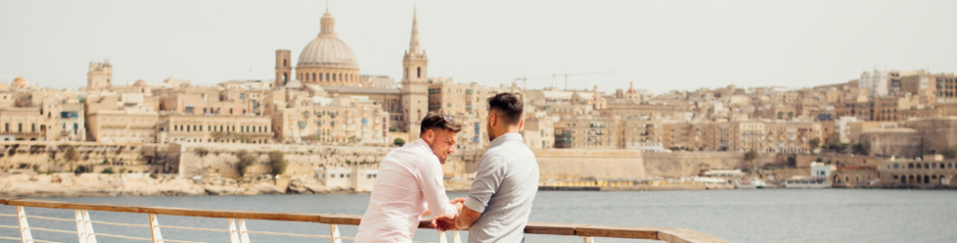 Why Malta Is The Best Destination For LGBT+ Travellers