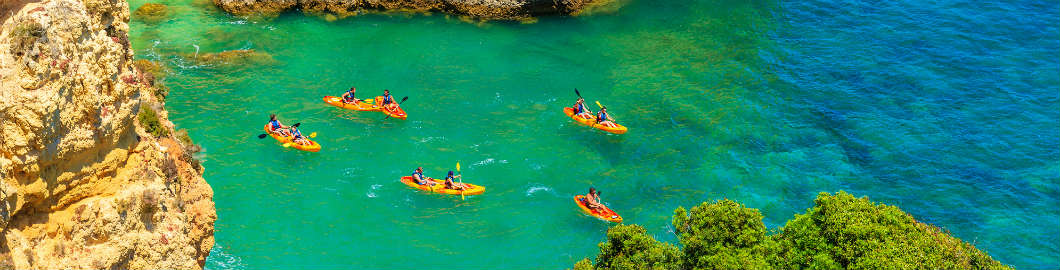 Why Water Sports Fanatics Should Go To The Algarve