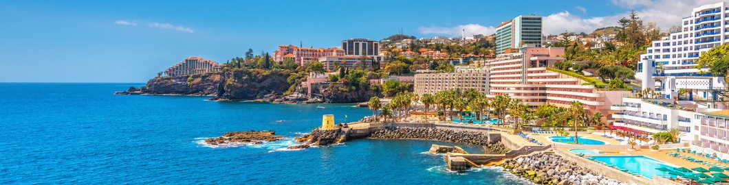 Win A Holiday For 2 To Madeira!