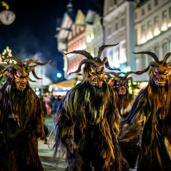 14 Bizarre Christmas Traditions Around The World
