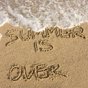 14 Signs That Summer Is Over