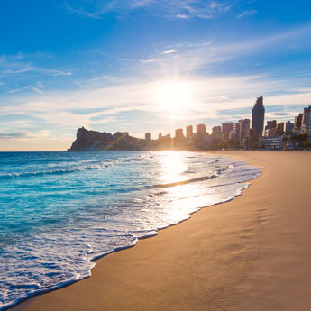 3 Days in Benidorm