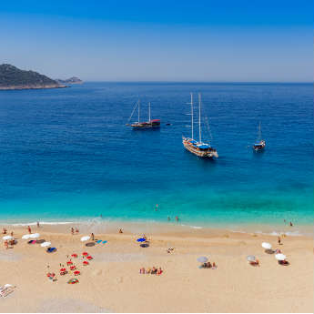 7 Beautiful Beaches In Turkey You Need To Visit Right Now