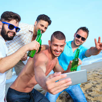 8 Guys You Find in Every Summer Holiday WhatsApp Group