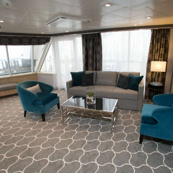 A Guide to the Cabins on Harmony of the Seas