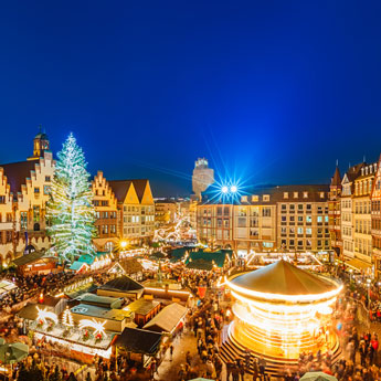 Best Christmas Shopping City Breaks