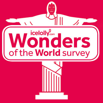 Can You Name the Wonders of the World?