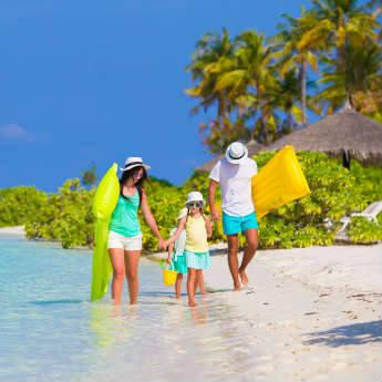 Choosing The Right Holiday For A Young Family