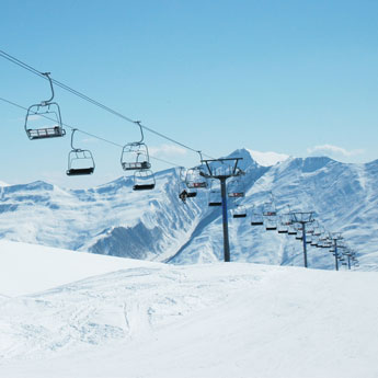 Europe's Best Ski Resorts