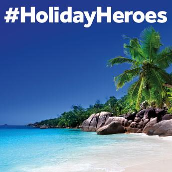 Holiday Heroes Shortlist Stories