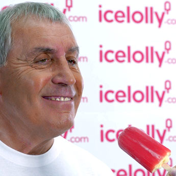 icelolly.com Reveal Peter Shilton Save Campaign
