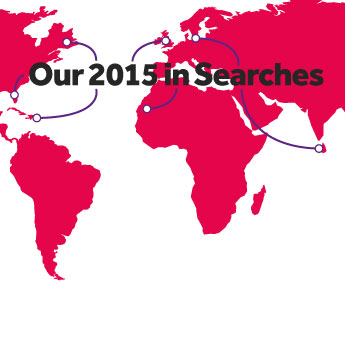 icelolly.com's 2015 in Holiday Searches
