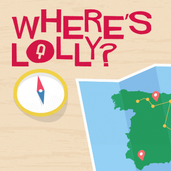 Introducing: The Where's Lolly Travel Trivia Game