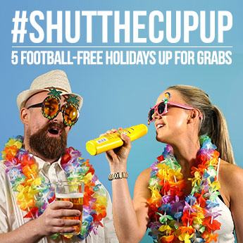 Our #ShutTheCupUp Competition So Far!
