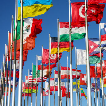 QUIZ: Can You Name These Flags Of The World?
