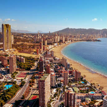 Recommended By You: Benidorm
