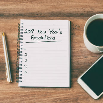 Survey: Your New Year's Holiday Resolutions