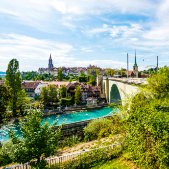 Take a Virtual Instagram tour of Bern