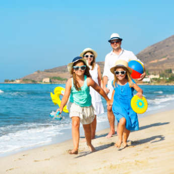 The Best Destinations For Family Holidays